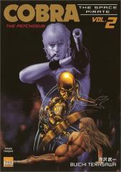 Cobra - The Space Pirate (Taifu Comics) -2- The Psychogun