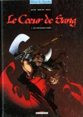 Le cœur de sang -1- Les Chevaliers-Guides