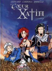 Le cœur de Xatim -1- Le Wizom