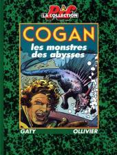Cogan -3- Les monstres des abysses