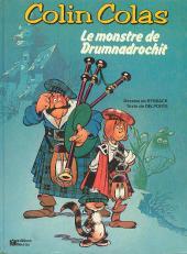 Colin Colas -4- Le Monstre de Drumnadrochit