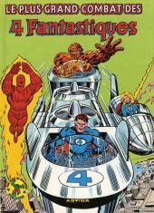 Best of Marvel (The) (Collection) -1- Le plus grand combat des 4 Fantastiques