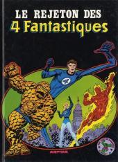 Best of Marvel (The) (Collection) -5- Le rejeton des 4 Fantastiques