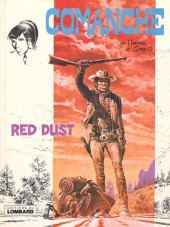 Comanche -1a78- Red Dust