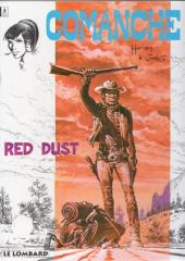 Comanche -1a93- Red Dust