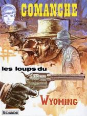 Comanche -3d1983- Les loups du Wyoming