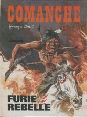Comanche -6- Furie rebelle
