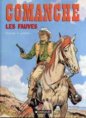 Comanche -11a1997- Les fauves