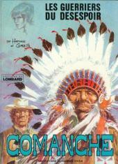 Comanche -2a1976- Les guerriers du désespoir