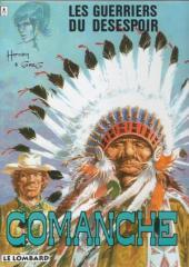 Comanche -2d1996- Les guerriers du désespoir