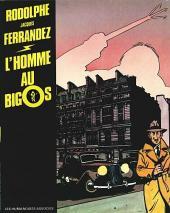 L'homme au bigos (Les Enquêtes du commissaire Raffini) -1- Les enquêtes du commissaire Raffini