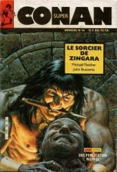 Conan (Super) (Mon journal) -14- Le sorcier de Zingara