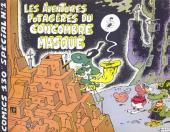 Le concombre masqué -1- les aventures potagères du Concombre masqué