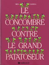 Le concombre masqué -7- Le Concombre contre le grand Patatoseur