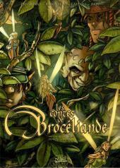 Les contes de Brocéliande -4- Du rififi en Bretagne