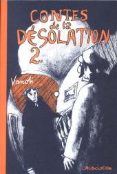 Contes de la désolation - Tome 2