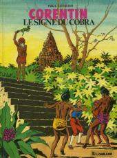 Corentin (Cuvelier) -5a1982- Le signe du cobra