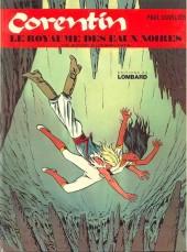 Corentin (Cuvelier) -7- Le royaume des eaux noires