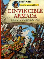Cori le Moussaillon -3a- L'invincible Armada 2 - Le Dragon des Mers