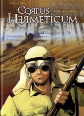 Corpus Hermeticum -3- Les larmes du désert