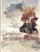 Les corsaires d'Alcibiade -4- Le projet secret