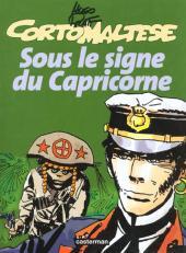 Corto Maltese -3b2001- Sous le signe du Capricorne