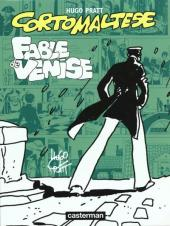 Corto Maltese (Couleur format normal) -8- Fable de Venise