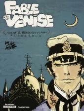 Corto Maltese -7a- Fable de Venise