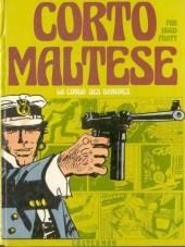 Corto Maltese (première série cartonnée) -3- La conga des bananes