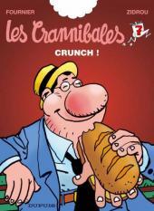 Les crannibales -7- Crunch !