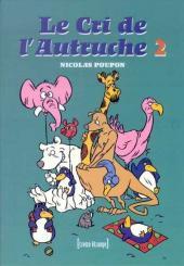 Le cri de l'autruche (1e Série - N&B) -2- Tome 2