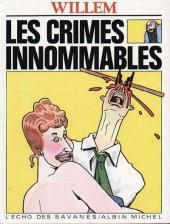 Les crimes innommables