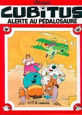 Cubitus -16- Alerte au pédalosaure