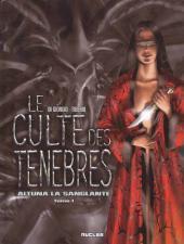 Le culte des ténèbres -1- Altuna la Sanglante
