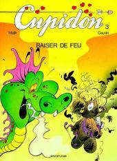 Cupidon -3- Baiser de feu