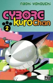 Cyborg Kurochan -2- Bataille en haute mer