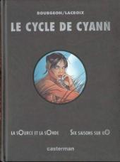 Le cycle de Cyann -INTTL- Le cycle de Cyann - Tomes 1 et 2