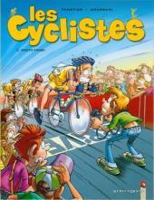 Les cyclistes -3- Photo finish