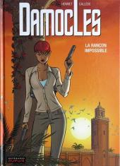 Damoclès -2- La rançon impossible