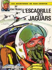 Dan Cooper (Les aventures de) -7- L'escadrille des Jaguars