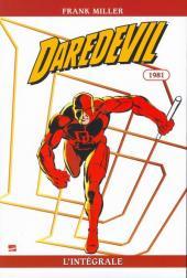 Daredevil (L'intégrale) -11981- Daredevil : L'intégrale 1981