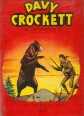 Davy Crockett (Vaillant) -21- Davy Crockett contre les hommes loutres