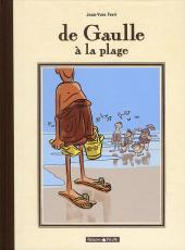 De Gaulle à la plage - Tome EA