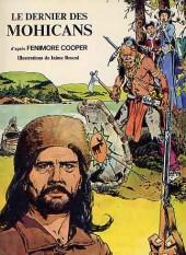 Le dernier des Mohicans (Brocal) - Le dernier des Mohicans