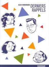 Derniers rappels -1- Derniers Rappels