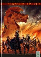 Le dernier Troyen -1a- Le cheval de Troie