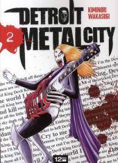 Detroit metal city -2- Volume 2