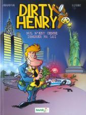 Dirty Henry -1- Nul n'est censé ignorer ma loi