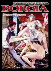 Borgia (Jodorowsky/Manara) -2TT- Le pouvoir et l'inceste