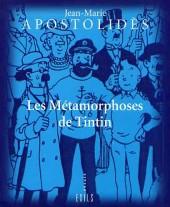 Tintin - Divers -a- Les Métamorphoses de Tintin